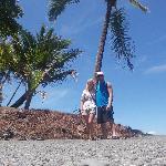 Beach hike