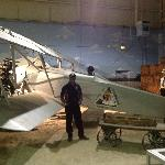 WWII Trainer Plane (Tuskeegee Airman Training Plane)