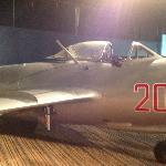 WWII Era Jet Plane