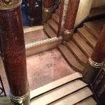 l escalier principal