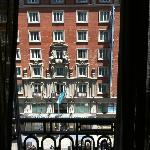 VIsta desde el balcon de mi habitacion