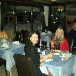 Dinner at Posat Restaurant, end of May 2012