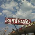 Bild från Bun 'N' Barrel