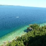Lake Huron, from the Lions Head walking trail