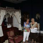 Jan and Cindy, the Owner/Operator in our room
