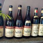 Barolo wines from 1937, 45, 56, 61,71, 77.....