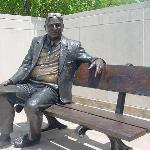 A Nebraskan you may have used in college; visit MONA to find out who he is!