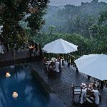 Kayumanis Ubud Private Villa & Spa: Dining Corner Restaurant