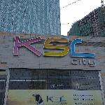 KSL city next to hotel