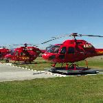 helicopters at HELiPRO