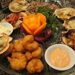 seafood platter - traveldivaritagoh