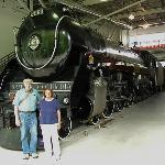 Authors with Hudson Locomotive