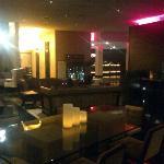 Hotel's lobby..