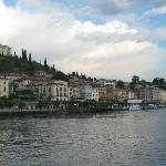 The Bellagio waterfront