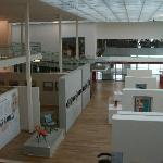 Expo France & Restaurant à l'étage