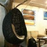 cool & comfy seating