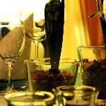Romantisches Ambiente Restaurant Bürgerklause