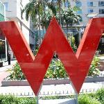 Aussenansicht vom Hollywood Boulevard