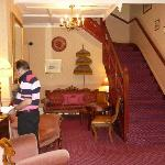 The lopunge - Stuart House HOtel - Kings Lynn
