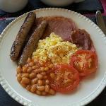 Breakfast! Nom nom nom!
