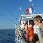 La pêche aux maquereaux