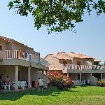 Residence Mare e Sole with park area