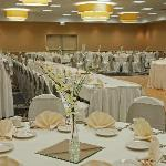 Banquet Space, Wedding Setup