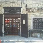 Ladas Fish Restaurant - The Old Harbour - Limassol