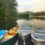 free boat rentals on the dock