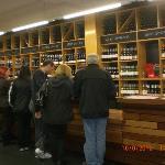 De Bortoli - we were given to taste their award winning dessert wine free.. nice & sweet..wine&s