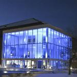 Collins Center for the Arts (Night Time)