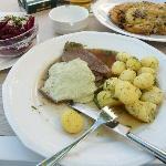 Rindfleisch mit Frankfurter Grüner Sauce