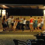 Dancing like the Greeks