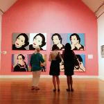The Warhol exhibitions are on view through August 19, 2012.