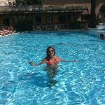 magnifica piscina