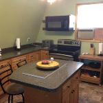 Lodge Eat-In Kitchen