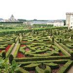 Visit Villandry's gardens