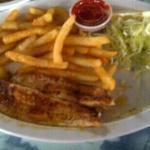 fish platter...yummy