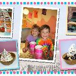 Yozio photo collage