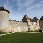Chateau d'Yquem outside view