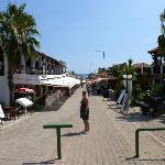 Main Strip of Oludeniz