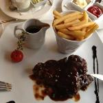 fatty steak :(