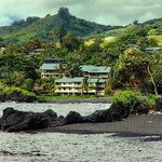 View of Hana Kai from Waikaloa Beach