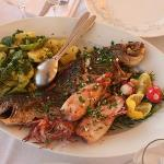 Freshly caught dinner by Mara