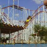 El Bandito, a Zyklon style coaster