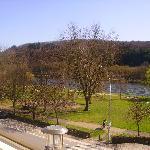 Vue sur la Moselle
