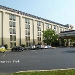 Hampton Hotel, York