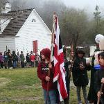 Be a part of a Civil War re-enactment!
