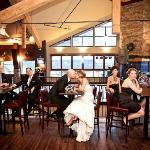 Wedding Party at Murrieta's Bar