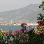View across to Fethiye
